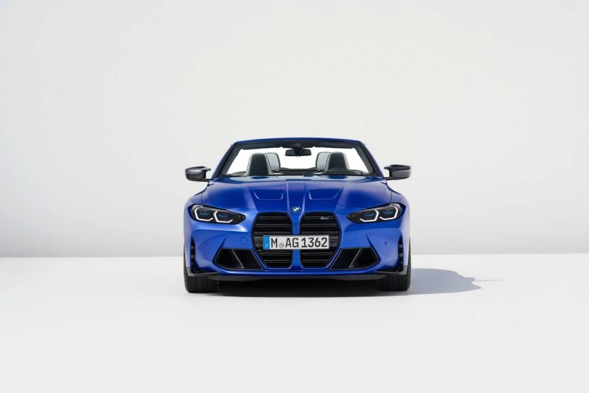 BMW M4 Competition M xDrive Cabrio 2022