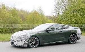 El interior del nuevo BMW Serie 8 Coupé facelift al descubierto