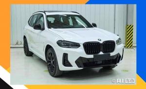 Nueva filtración desde China, esta vez de los inminentes BMW X3 e iX3 Facelift