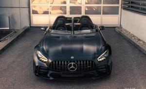 Bussink GT R SpeedLegend, el Mercedes-AMG GT R Roadster al puro estilo Stirling Moss [vídeo]