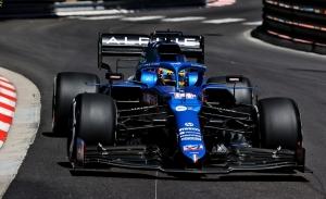 Carrera intrascendente de Alonso en Mónaco: «Lo que se podía hacer, se hizo»