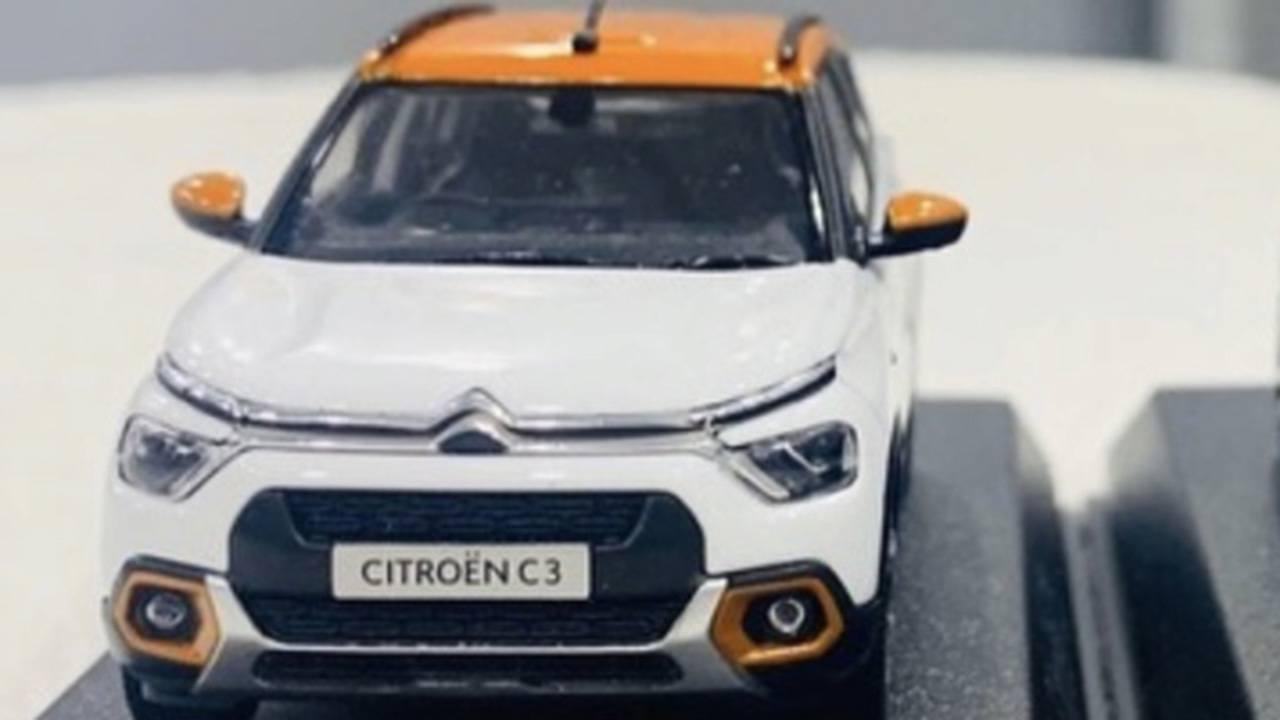 Citroën C3 2022 indio