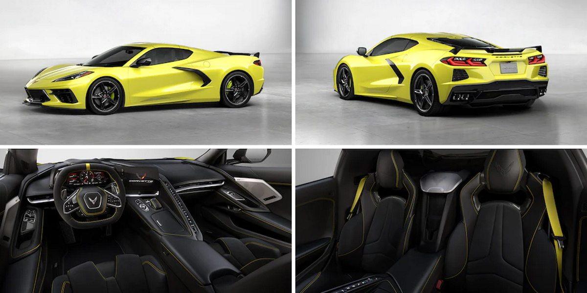 Foto Chevrolet Corvette Stingray Launch Edition