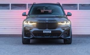 El nuevo dÄHLer BMW X7 es laa alternativa más brutal al ausente X7 M