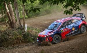 Dani Sordo lidera el Rally de Portugal con un muy sólido inicio