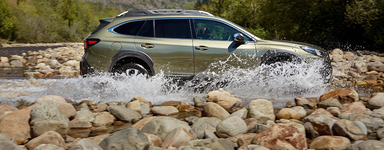 Prueba Subaru Outback 2021, cómodo y resistente para ir a cualquier parte