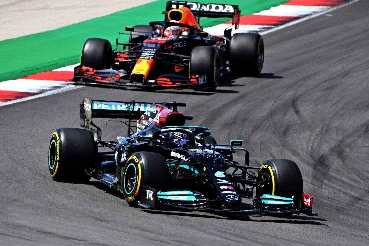 El detalle que está permitiendo a Mercedes tener mejor ritmo que Red Bull