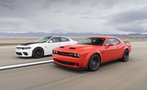 Dodge promete reinventar los muscle cars con motores eléctricos