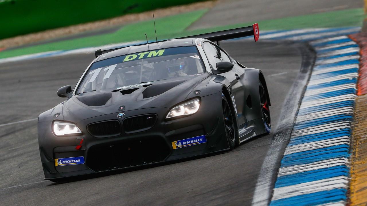 El DTM afronta su segunto test oficial de la era GT3 en Lausitzring