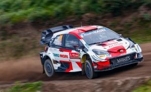 Elfyn Evans no falla y conquista el Rally de Portugal con suficiencia