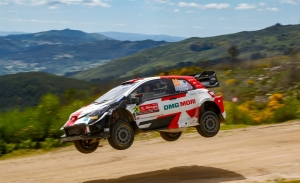 Evans y Sordo se jugarán el Rally de Portugal tras la baja de Tänak