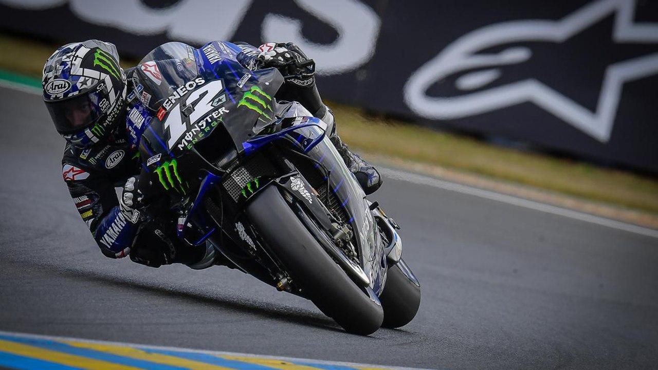 Fabio Quartaro lidera el doblete de Yamaha en la clasificación de Le Mans