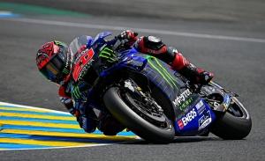 Fabio Quartararo lidera el doblete de Yamaha en la clasificación de Le Mans