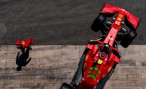 Ferrari cree haber acabado con sus problemas de degradación de neumáticos