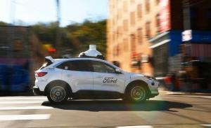 El Ford Kuga prueba el potente sensor LIDAR para conducción autónoma de Argo AI