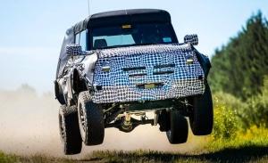 Filtración: el Ford Bronco Raptor no se va a llamar Warthog