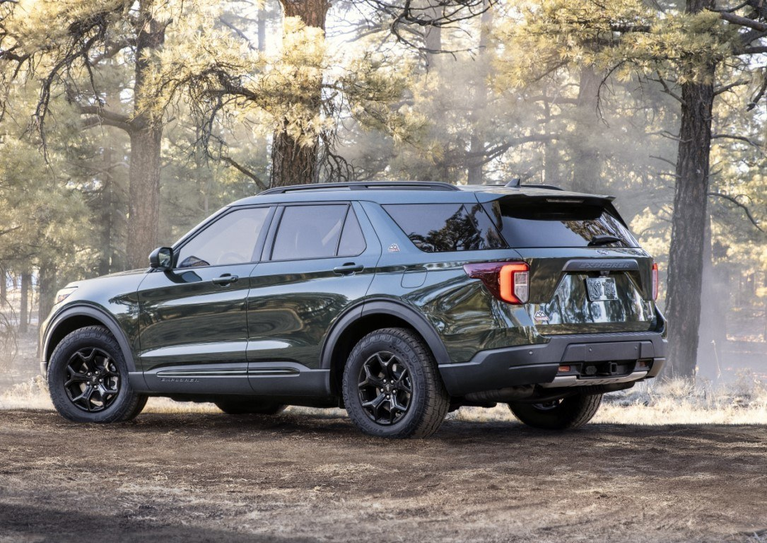 Foto Ford Explorer Timberline - exterior