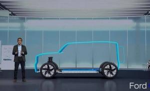 Ford anuncia el desarrollo de dos nuevas plataformas de coches eléctricos para 2030
