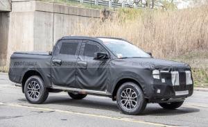 Ford Ranger 2023: primeros prototipos avistados de una de sus variantes off-road