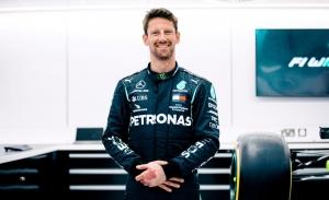 Grosjean se despedirá de la F1 en un test en Paul Ricard con Mercedes
