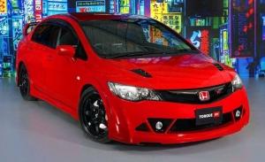 Uno de los solo 300 Honda Civic Type R Mugen RR aparece a la venta en Gran Bretaña