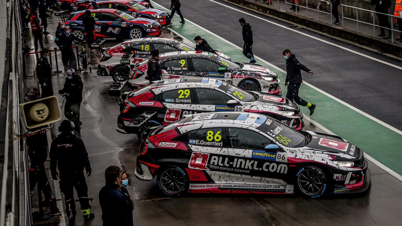 Honda mantiene su estrecho vínculo con Münnich Motorsport en el WTCR