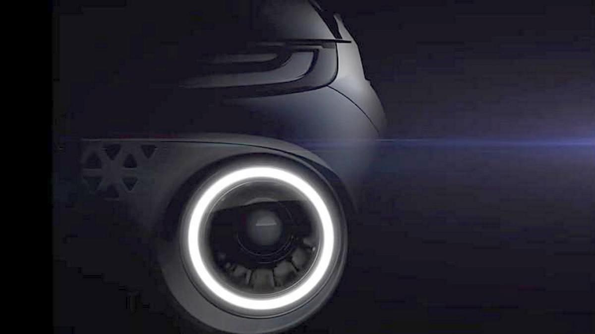 El nuevo Hyundai AX1 SUV comienza a desvelar sus rasgos
