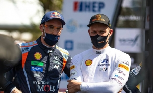 Hyundai cierra la renovación de Ott Tänak y Thierry Neuville del tirón