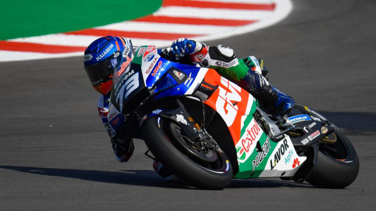 Jorge Lorenzo: «Álex Márquez no ha sido capaz de ir rápido en ningún circuito»