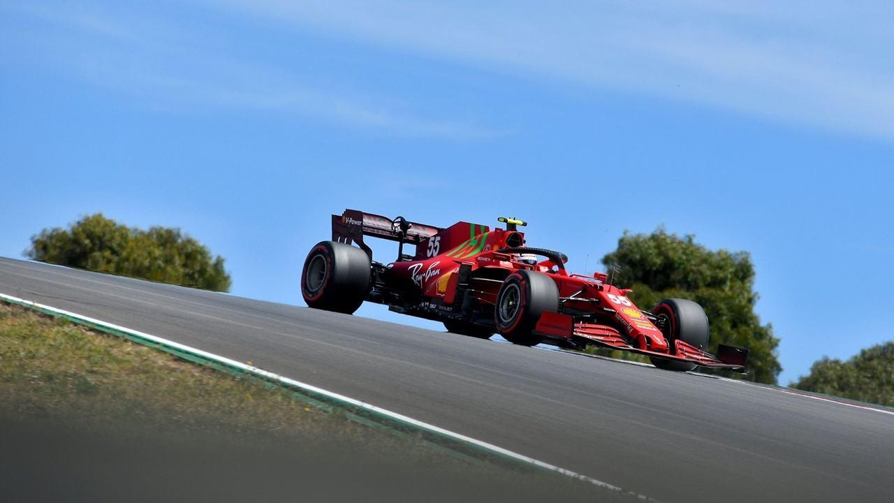 La estrategia arruina la carrera de Sainz: «Me la he jugado, ha salido bastante mal»
