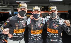El Lamborghini #63 logra la pole de los 1.000 Km. de Paul Ricard
