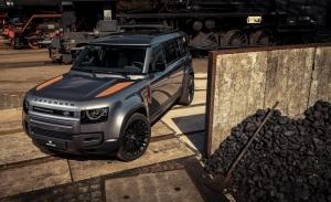 El nuevo Land Rover Defender se oxida de la mano de Niels van Roij Design
