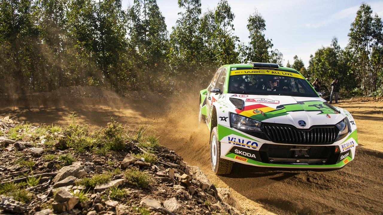 Lista de inscritos del Rally de Italia-Cerdeña del WRC 2021