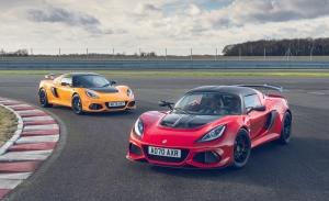 La plataforma y la cadena de montaje de los Lotus Elise y Exige a la venta