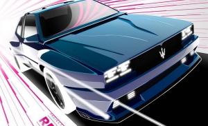 Maserati revela nuevas imágenes del misterioso Project Rekall 2091