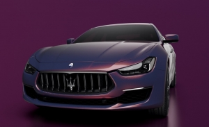 Maserati Ghibli Hybrid Love Audacious, lujo elegante y eficiente solo para China