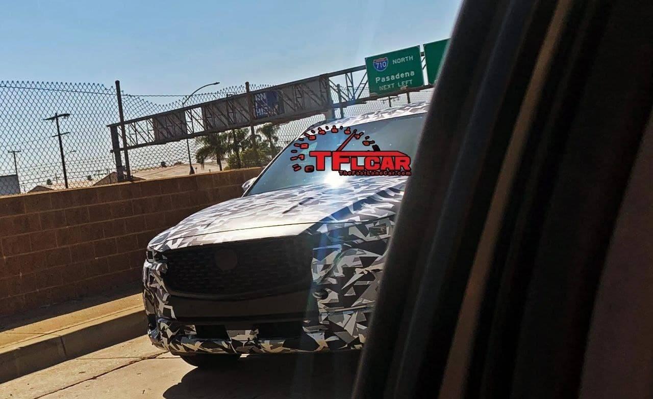 Primeras fotos espía del nuevo Mazda CX-5 2023 cazado en Estados Unidos