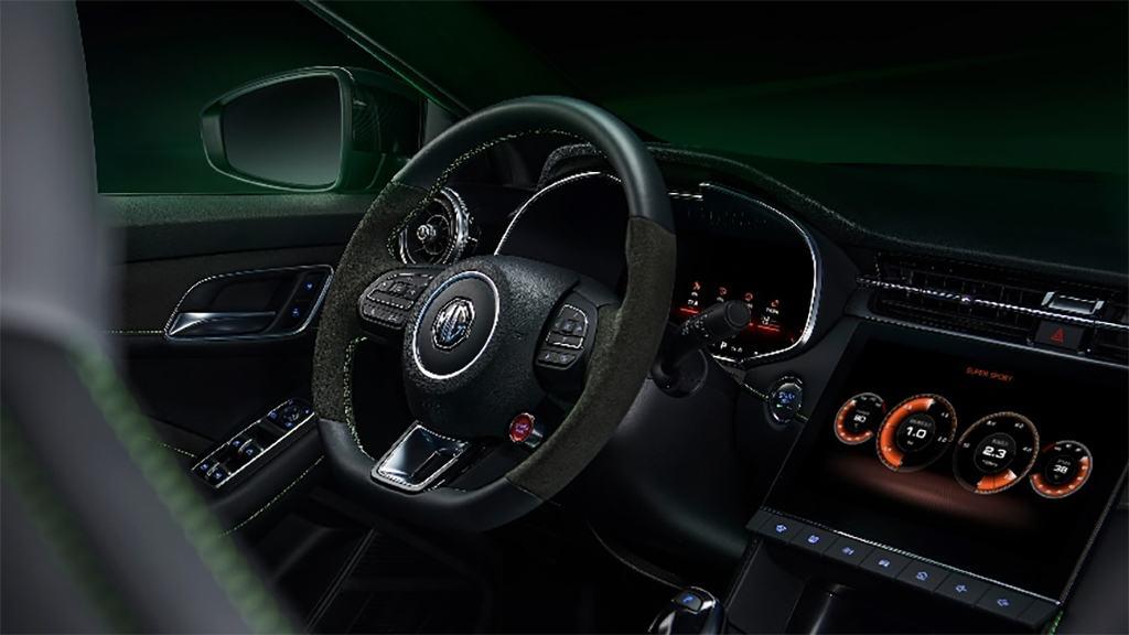 Foto MG 6 XPower - interior