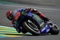 Fabio Quartararo leads Yamaha's one-two in Le Mans qualifying