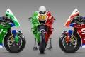 Luca Marini correrá con 'il tricolore' en el GP de Italia de MotoGP