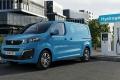 Peugeot e-Expert Hydrogen, una furgoneta que apuesta por el hidrógeno