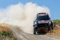 La segunda etapa del Andalucía Rally es para Carlos Sainz y Joan Barreda