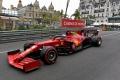 Leclerc le da a Ferrari la primera pole desde 2019... haciendo un Schumacher