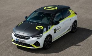 El Opel Corsa-e adopta la imagen deportiva de la versión Rally en Alemania