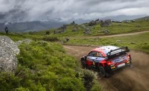 Ott Tänak repite en el Rally di Alba con el Hyundai i20 WRC Coupé