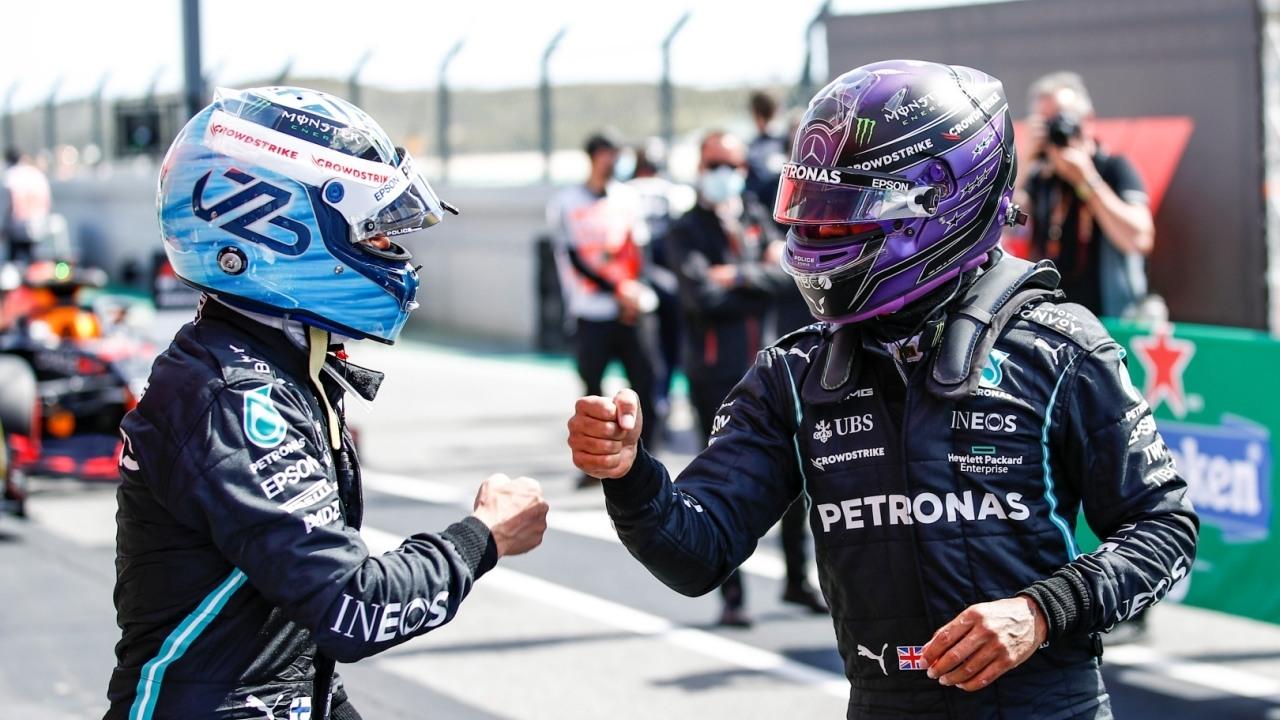 GP de Portugal 2021 de F1: así queda la parrilla