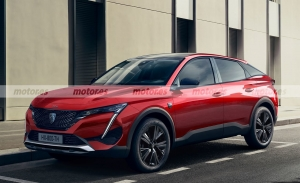 Adelanto del nuevo Peugeot 308 Cross 2022, la alternativa deportiva al Renault Arkana