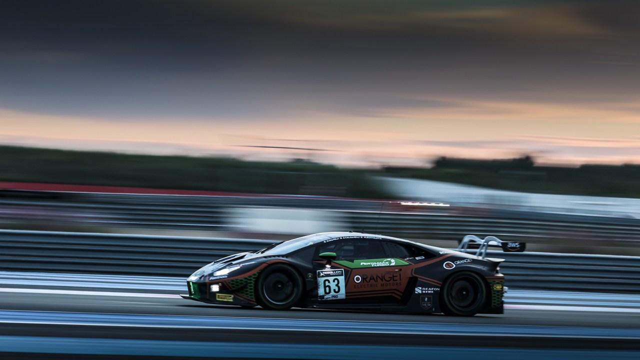 El Porsche #22 de GPX Racing conquista los 1.000 Km. de Paul Ricard