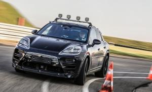 Los prototipos del Porsche Macan Eléctrico 2023 arrancan sus pruebas públicas