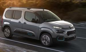 Citroën ë-Berlingo, todos los precios y gama de la nueva furgoneta 100% eléctrica